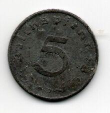 Germany - Duitsland - 5 Pfennig 1940 D