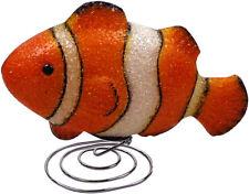 Nemo Fish Ocean Themed Lamp - Childrens Bedroom Nursery Night Light Lite