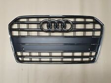 AUDI A6 C7 S6 COMPETITION 2014-2017 GENUINE GRILL 4G0853653T No.038