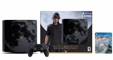 Final Fantasy XV PS4 Slim Limited Edition BNIB with Ebgames receipt