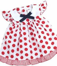 Robes rouge pour fille de 0 à 24 mois, taille 18 - 24 mois