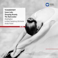 Andre Previn - Tchaikovsky: Swanlake, Nutcracker - Highlights [CD]