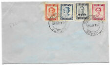 Southern Rhodesia 1947 FDC Victory  RUSAPE May 8