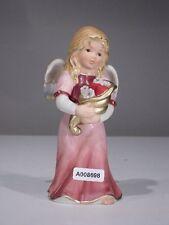 +# A008698 Goebel Archiv Muster Engel mit Blumen von Herzen Limited 41-307