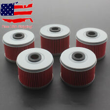 5 Oil Filter F Honda Rancher 350 420 TRX300EX TRX400EX Foreman 500 Fourtrax 300