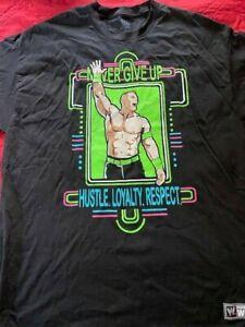John Cena WWE Official XL Tee T-Shirt.