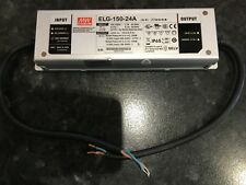 ELG-150-24A power supply for LED 24volt Mean Well