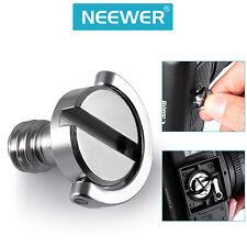 "5X  Neewer 1/4"" Screw for Tripod / Monopod / Quick Release Plate / Camera #1"