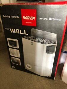 harvia The Wall sauna heater 9kw