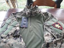 US  Original Combat Shirt In AOR 2 Size Large Crye Precision . Standard G3  FR-S