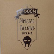 MF Doom: Special Blends-Volume 1 & 2 Vinyl (2016) *** Nouveau ***