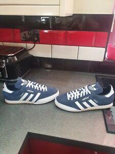 Adidas Samba Trainers Size Uk 9