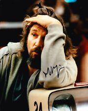 Jeff Bridges Signed 10X8 Photo The Big Lebowski AFTAL COA (A2)
