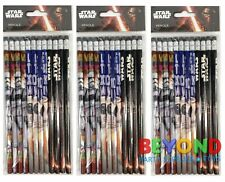 Star Wars Wooden Pencils School Supplies Pencils Party Favors