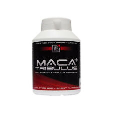 Maca 6400mg plus Tribulus 900mg ideal kombiniert  Kapsel z. Muskelaufbau