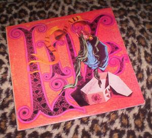 GRATEFUL DEAD ~ LIVE/DEAD. First press orig UK 1969 vinyl dbl LP. Psych. EX+/G+.