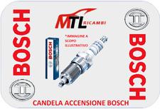 CANDELA ACCENSIONE BOSCH BMW X3 E83 DAL 2006 A 2011 COD 0242240655