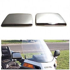 Honda Goldwing GL1200 Chrome Mirror Accents/Covers (733-463A)
