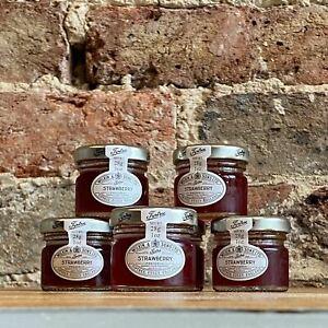Wilkin & Sons Tiptree Strawberry Preserve 28g Mini Jars