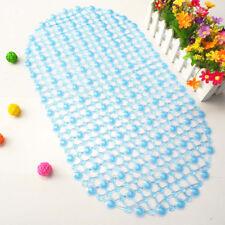 Anti-Rutsch Matte Wanneneinlage für Dusche Badewanne Boden Bad Duschmatte Blau-T