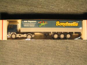 ALBEDO 100 108, , Volvo F12, camion, BONDUELLE,  1/87, BO