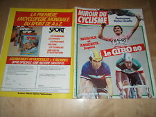RIVISTA CICLISMO FRANCIA=MIROIR DU CYCLISME N.282 5/1980=GIRO D'ITALIA 1980