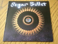 "SUGAR BULLET - WORLD PEACE  7"" VINYL PS"