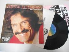 LP Ethno Viktor Klimenko - Jesus Ar Herre (10 Song) PRIM REC / OIS