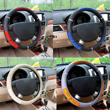 Protective Dragon Motor Car Sport Type Steering Wheel Cover Rim 38cm 15""