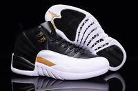 New Men's High Top Sport Shoes Air J 12 Breathable Basketball Sneakers Size 7-13