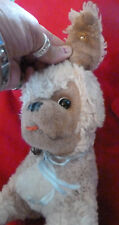 #3 VINTAGE OLD STEIFF CUTE PEKINESE PEKY PUPPY DOG TOY COSY ANTIQUE BEAR FRIEND