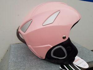 K. Manbi. Ski helmet. Flyer. Junior. XS 53/54cm. Pink gloss