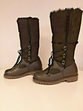 Womens Olang Luxury Dover Snow Boots, UK 5, EU 38