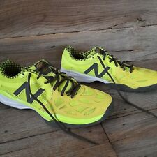 NEW BALANCE 996 Ltd Edition 2014 US Open Mens tennis shoes yellow Size US 11.5