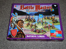 BATTLE MASTERS REINFORCEMENTS : IMPERIAL LORDS - COMPLETE RARE SET (FREE UK P&P)