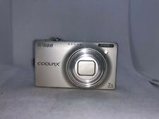 Nikon Coolpix S6000 14.2 MP Digital Camera with 7x Optical Vibration Reduction