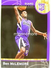 Panini NBA (Adrenalyn XL) 2013/2014 - #142 Ben McLemore - Rookie
