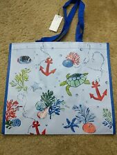New ListingVera Bradley Market Tote - Anchors Aweigh Turtles - Nwt - Shopping or Gift Bag