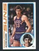 1978-79 Topps #77 Alvan Adams NM/NM+ Suns 120613