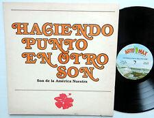 HACIENDO PUNTO EN OTRO SON son de la America Nuestra ARTO MAX TFS-729 Latin LP