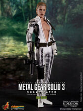 "SIDESHOW Hot Toys Metal Gear Solid BOSS Snake Eater 12"" Figure NEW 1/6 MGS"