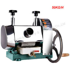 HOT ZX Manual Sugarcane Juicer Sugar Cane Extractor Squeezer Stanless Steel