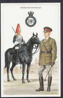 Military Postcard - The British Army - The Blues and Royals   RS5998
