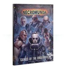 Necromunda Gangs of The Underhive Book Warhammer 40K NIB Flipside