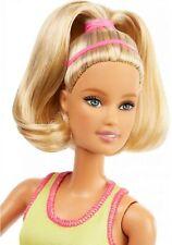Barbie Career Tennis Player Doll Blonde GJL65