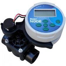 Hunter Node Single Station Battery Timer with Hunter Solenoid Valve