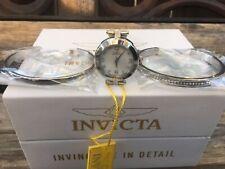 Invicta 29330 Women's Angel White MOP Dial Silver Bracelet Watch