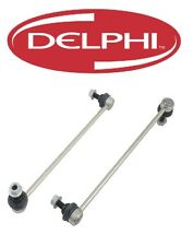 2 Delphi Left+Right Front Sway Bar Stabilizer Links Set for Audi for Volkswagen