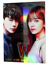 W – Two Worlds Korean Drama (3DVDs) High Quality - Box Set!