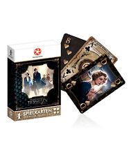 Number 1 Spielkarten - PHANTASTISCHE TIERWESEN UND WO... 30584 - Skat Poker -NEU